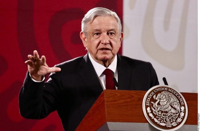 Me pongo tapaboca cuando no haya corrupción.- López Obrador