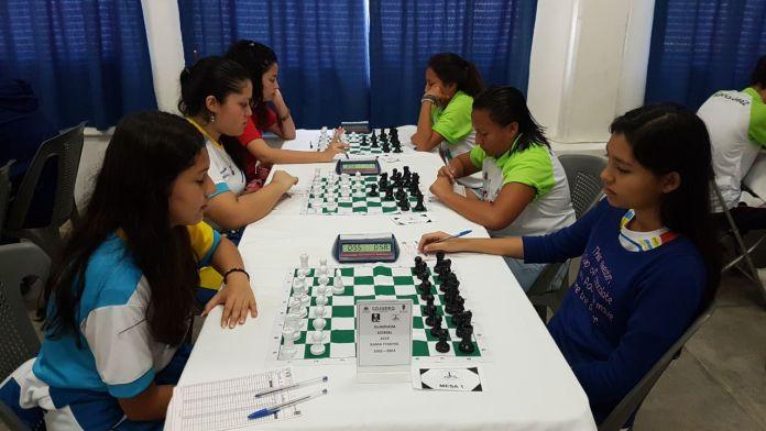 Inicia curso estatal de ajedrez