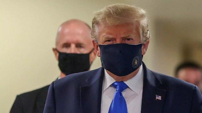 Reconoce Donald Trump que Covid-19 empeorará