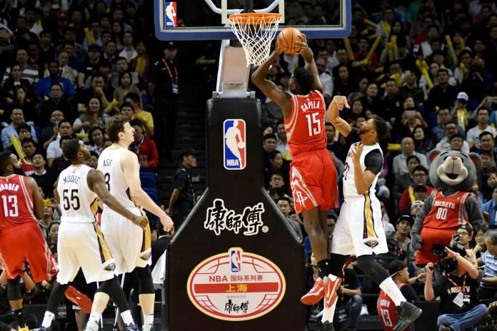 'Rompe' NBA relaciones con academia China