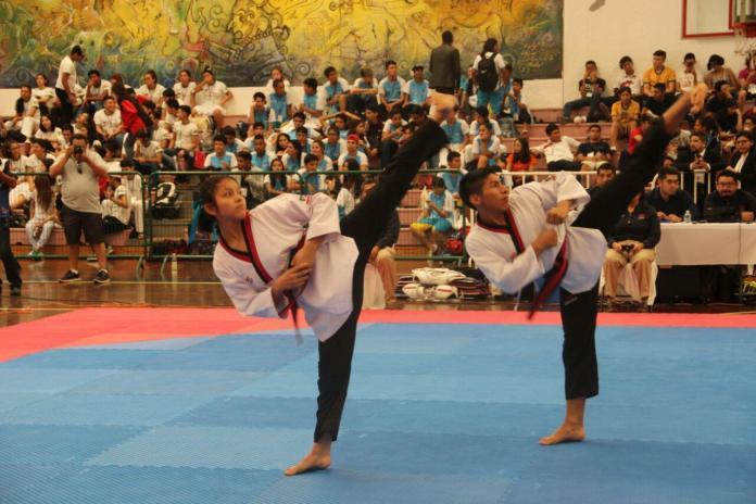 Habrá selectivo en línea de taekwondo en Q. Roo