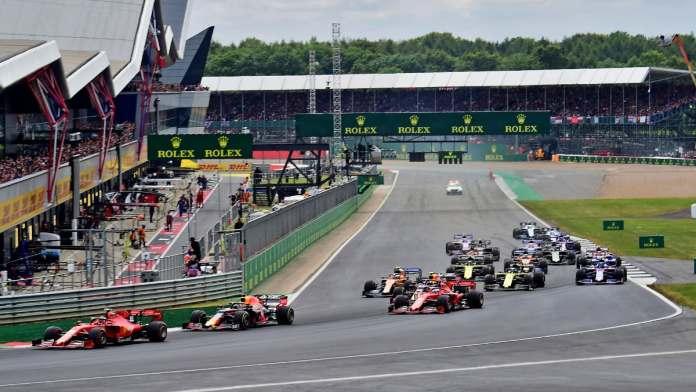 Aprueba gobierno británico carreras en Silverstone