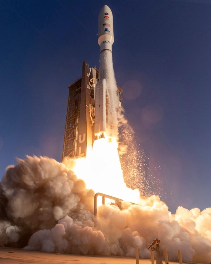 Parten Perseverance e Ingenuity a Marte