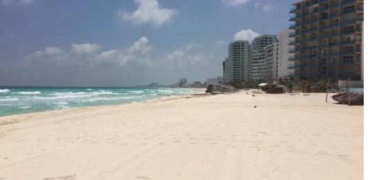 Acceso a playas está garantizado: Sectur