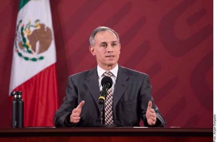 Truena López-Gatell contra estados; no presenta semáforo