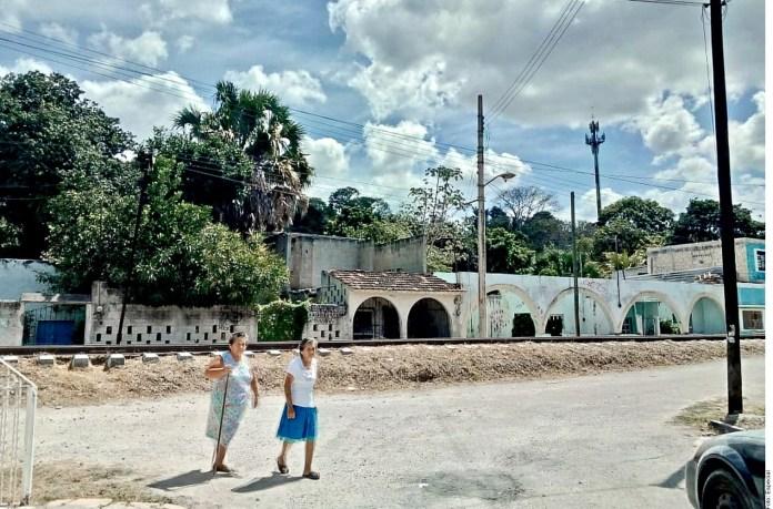 Resisten desalojo por el Tren Maya