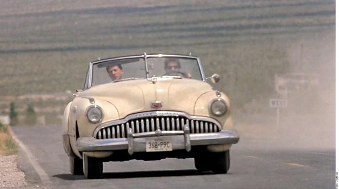 Roadmaster y el reencuentro de los hermanos de Rain Man