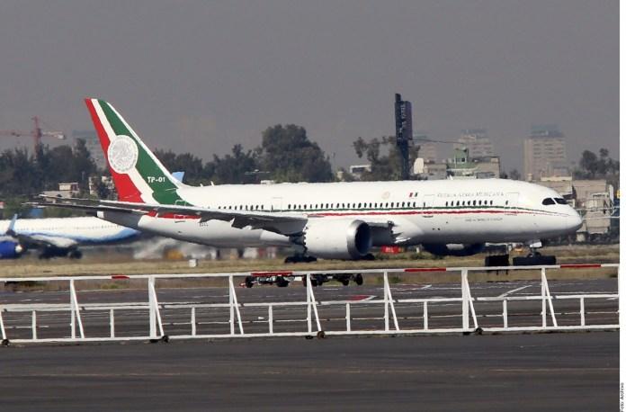 Tras 19 meses, traen de vuelta avión presidencial