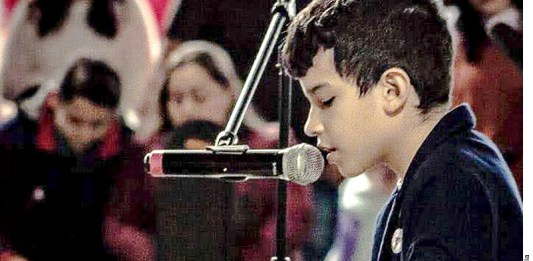 Tiene 'Huillo' aliada musical ante autismo