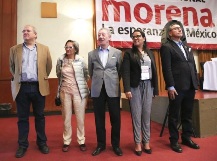 Sube de tono inconformidad en dirigencia de Morena