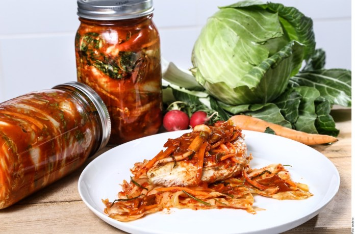 Kimchi: Alma y fermento