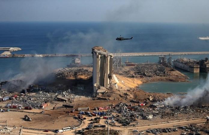 Responsables de explosiones pagarán el precio