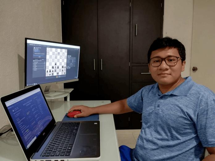 Realizan Torneo Estatal por equipos de ajedrez