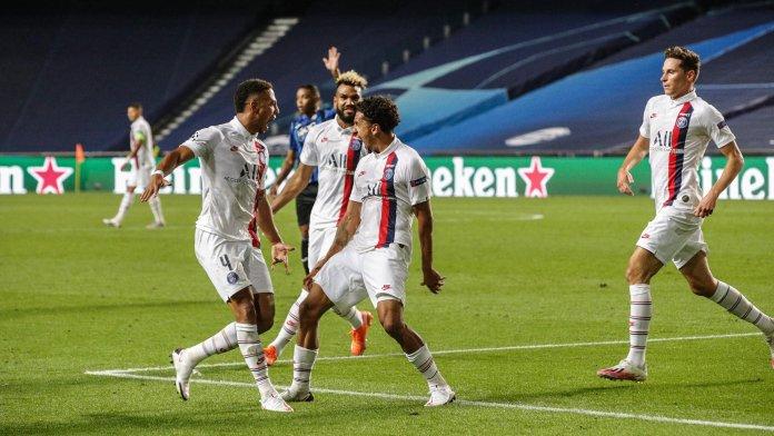 Avanza PSG de último minuto a Semis de Champions