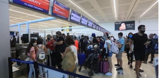 Supera Cancún 200 vuelos por primera vez desde marzo