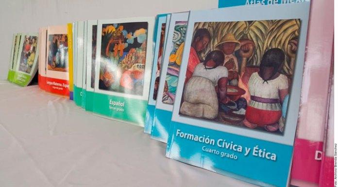 Mantiene Educación repartición de libros en Quintana Roo