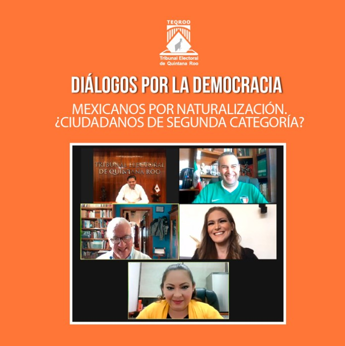 Acabar en Quintana Roo con ciudadanos de segunda
