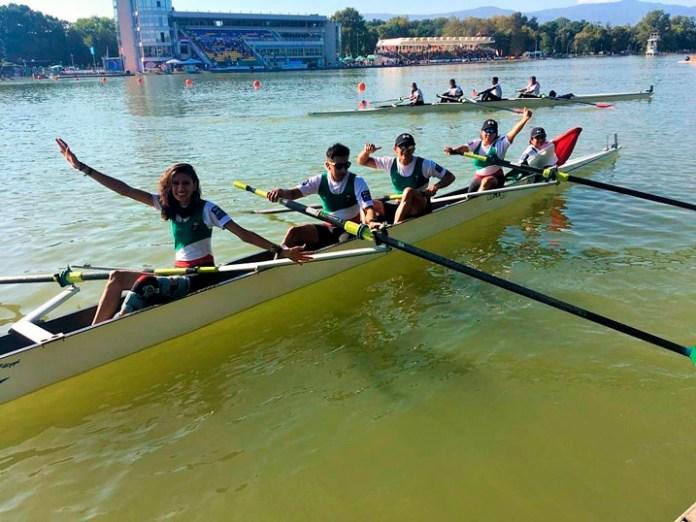 Competirá equipo paralímpico de remo por plazas para Tokio