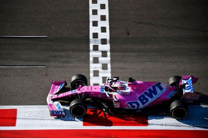 Termina Checo Pérez en cuarto lugar del GP de Rusia