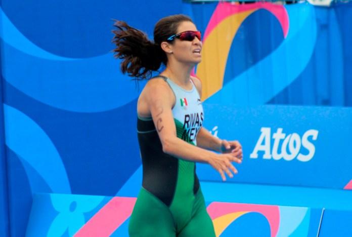 Apunta México a triunfo olímpico en triatlón mixto