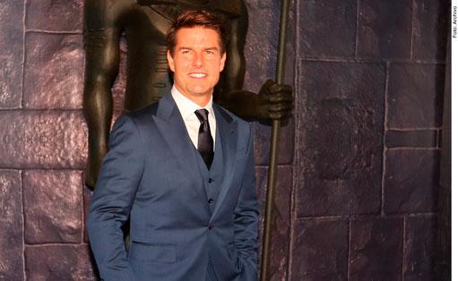 ¿El nuevo Iron Man será Tom Cruise?