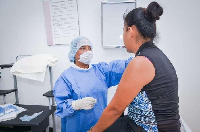 consulta prenatal