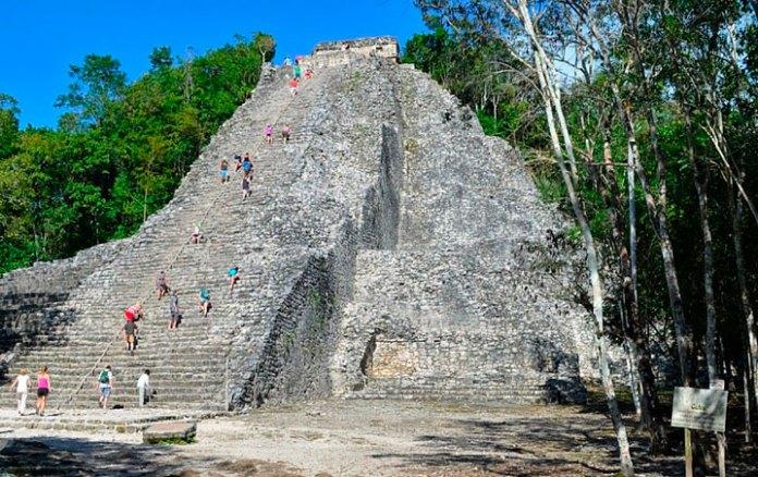 Cierran Quintana Roo y Yucatán zonas arqueológicas