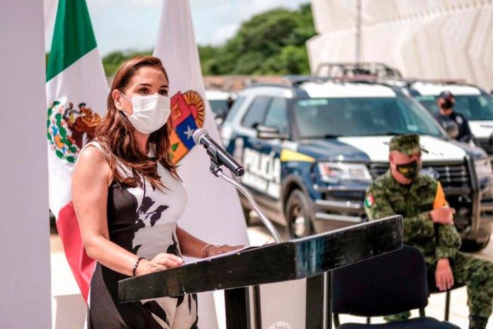 Desafía Mara Lezama justicia federal