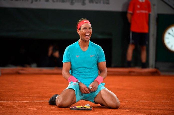 Arrasa Nadal en Roland Garros