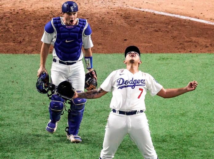 Suma Dodgers dos mexicanos más a la Serie Mundial