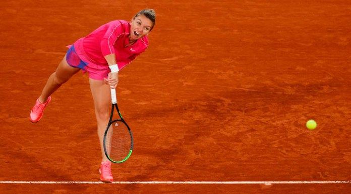 Eliminan a Simona Halep de Roland Garros