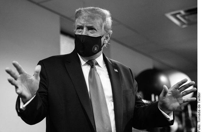 Da Trump positivo a Covid-19