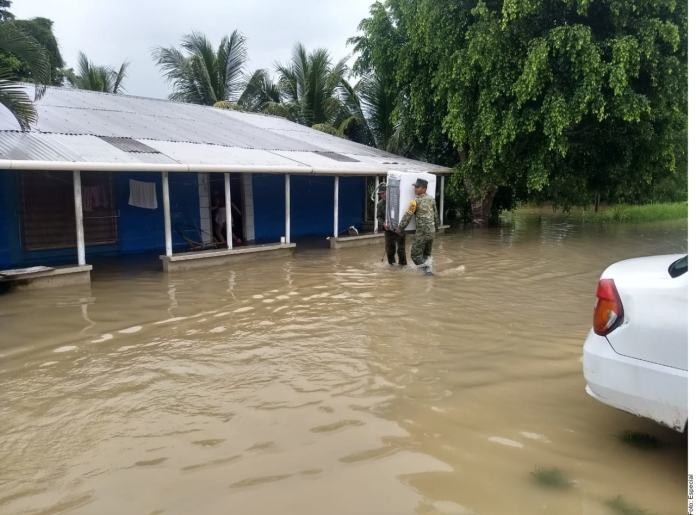 Afectó a todo Quintana Roo la temporada de ciclones