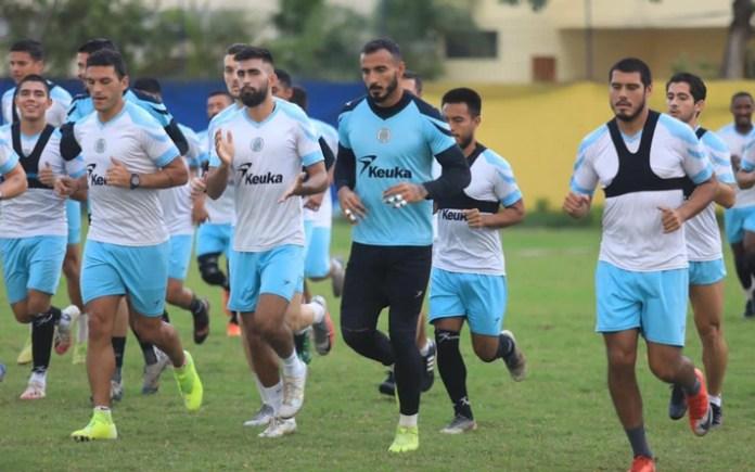 Cancún FC afina detalles para enfrentar a Tlaxcala