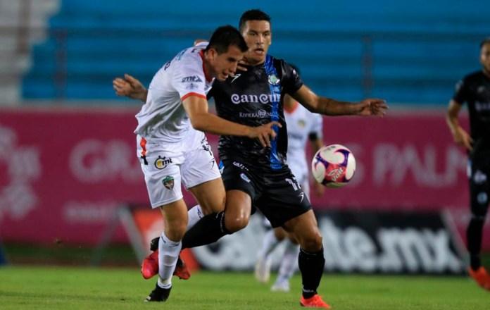 Acechan 'Coyotes' al Cancún FC