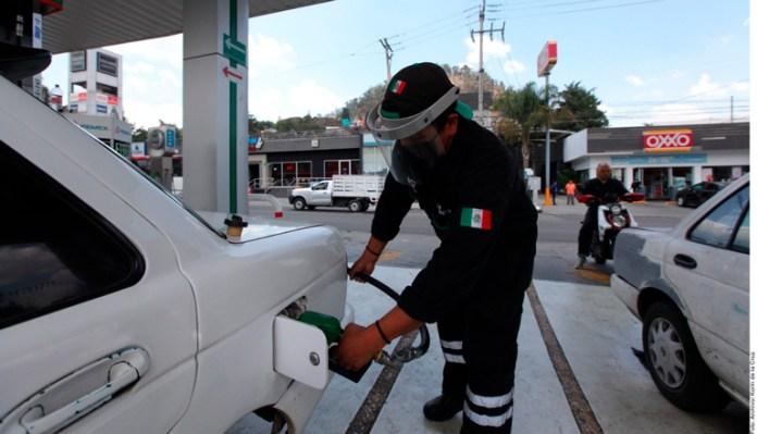 Disminuye demanda de gasolina en el país