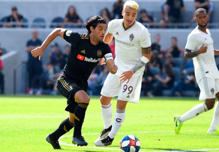 Empata Vela a Pizarro en goles
