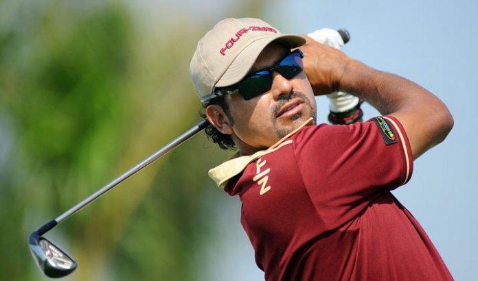 Encabeza Oscar Serna torneo de golf en Cancún