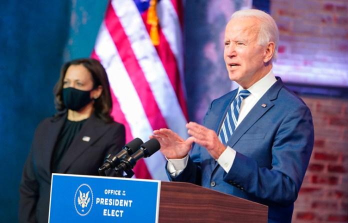 Nombra Biden a Ron Klain como jefe de gabinete