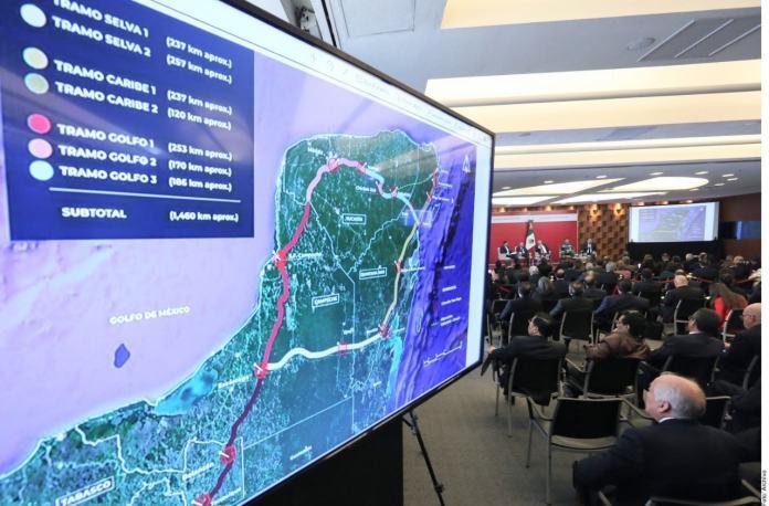 Preocupan a la ONU violaciones por Tren Maya