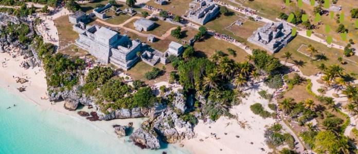 Escasea turismo arqueológico en Quintana Roo
