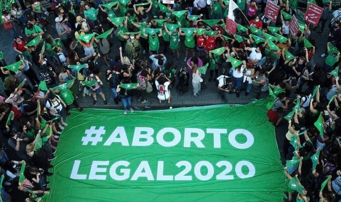 Inicia debate sobre aborto el Congreso argentino