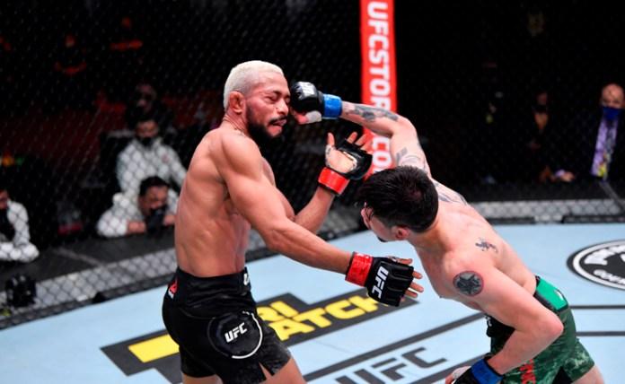 Piensa Moreno en revancha contra Figueiredo en UFC