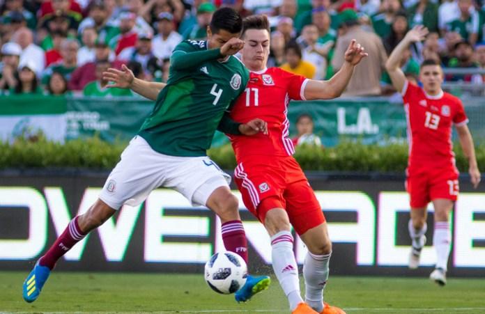 Enfrentará Selección Mexicana a Gales en marzo