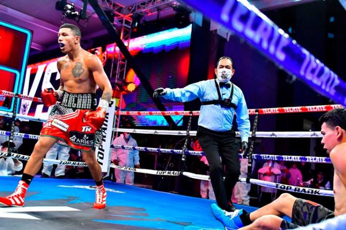Volverá 'Alacrán' Berchelt al ring hasta febrero
