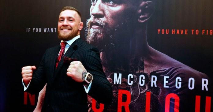 Denuncian a McGregor por agresión a mujeres