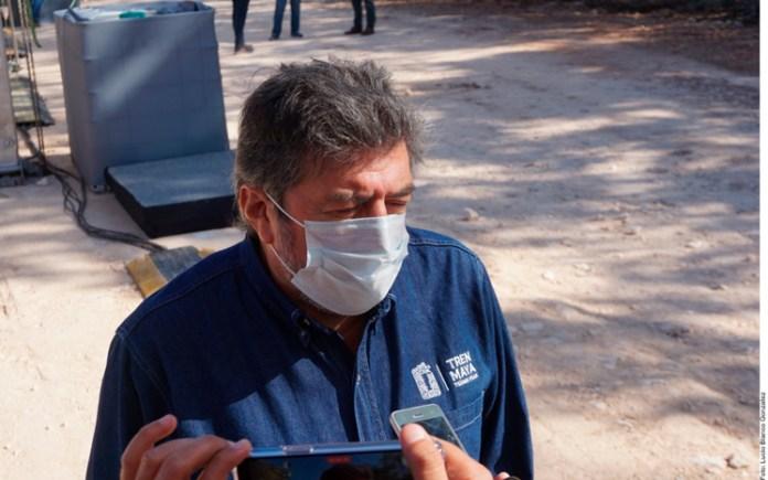 Opositores a Tren intentan frenar 4T: Jiménez Pons