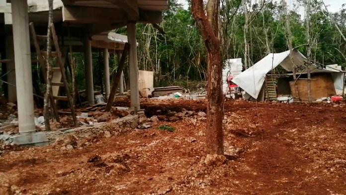 Erosiona inmobiliaria Ruta de los Cenotes