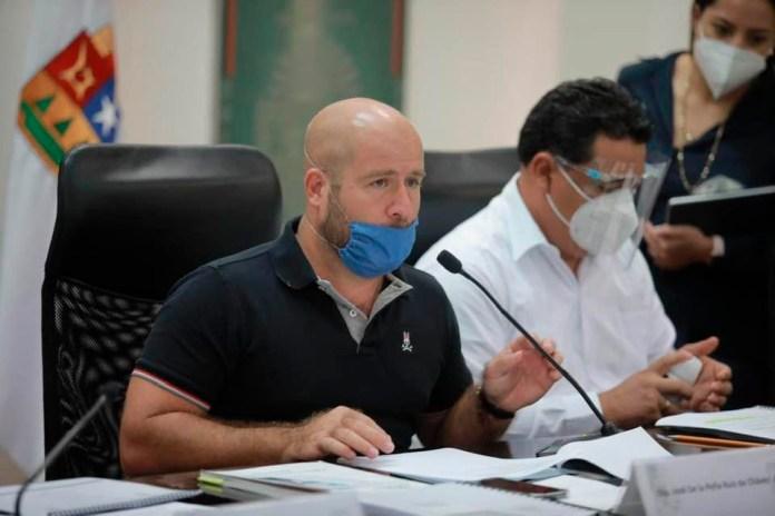 Destituyen a líder de PVEM en QR ligado a mafia rumana