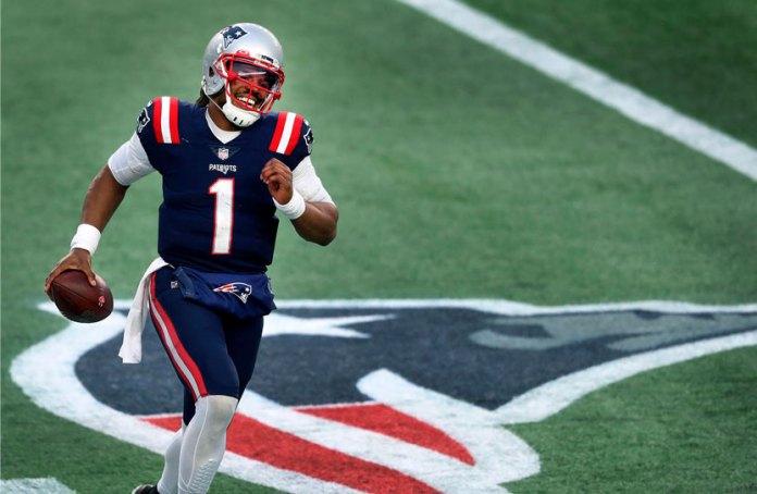 Espera Cam Newton jugar para Patriots una temporada más